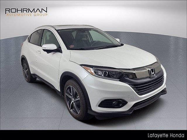 2021 Honda HR-V EX for sale in Lafayette, IN