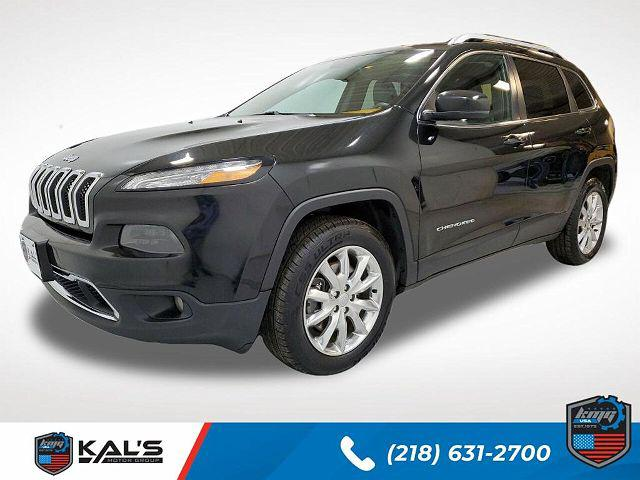 2014 Jeep Cherokee Limited for sale in Wadena, MN