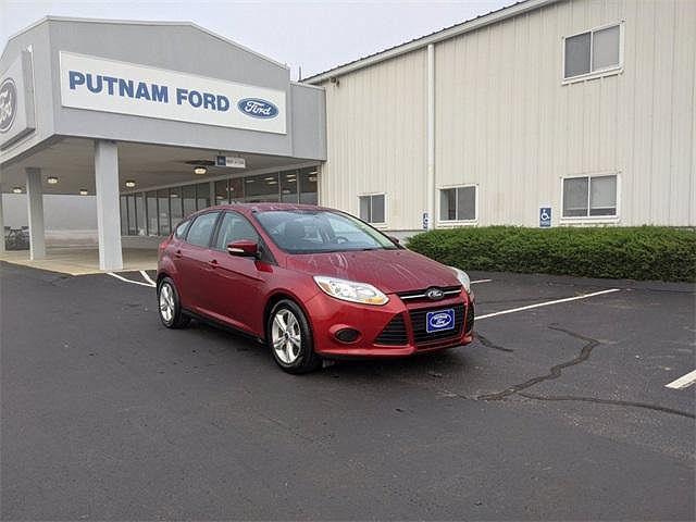 2014 Ford Focus SE for sale in Putnam, CT