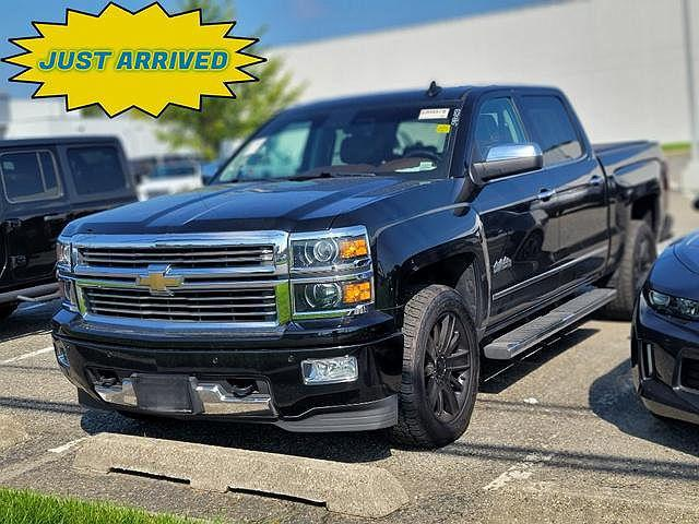 2015 Chevrolet Silverado 1500 High Country for sale in Lakewood, NJ