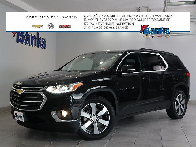 2019 Chevrolet Traverse LT Leather for sale in Concord, NH