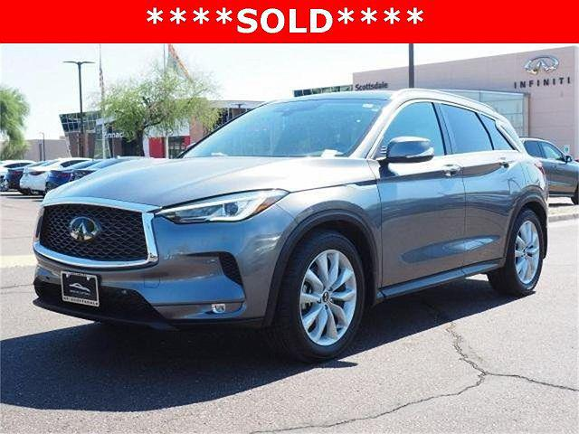 2019 INFINITI QX50 ESSENTIAL for sale in Peoria, AZ