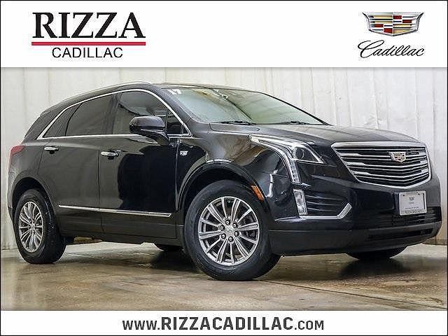 2017 Cadillac XT5 Luxury AWD for sale in Tinley Park, IL