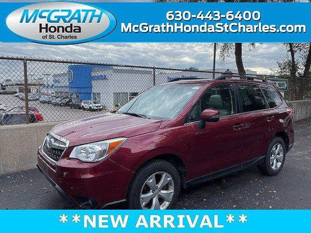 2014 Subaru Forester 2.5i Touring for sale in Saint Charles, IL