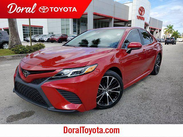 2019 Toyota Camry SE for sale in Doral, FL