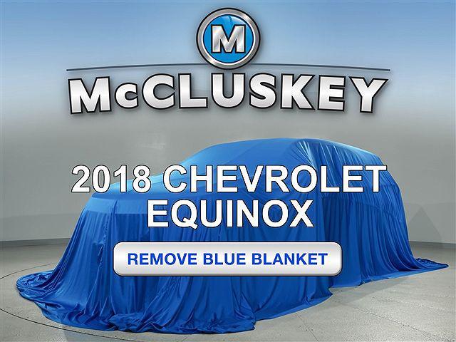 2018 Chevrolet Equinox LT for sale in Cincinnati, OH
