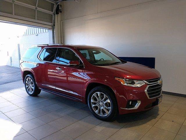 2018 Chevrolet Traverse Premier for sale in Winona, MN