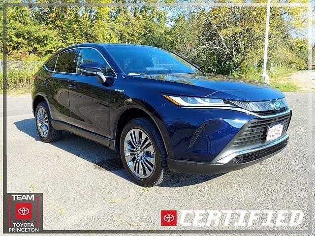 2021 Toyota Venza Limited for sale in Lawrenceville, NJ