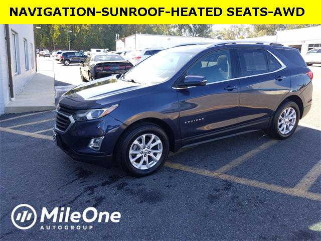 2019 Chevrolet Equinox LT for sale in Owings Mills, MD