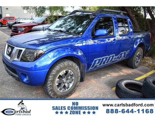 2015 Nissan Frontier PRO-4X for sale in Carlsbad, NM