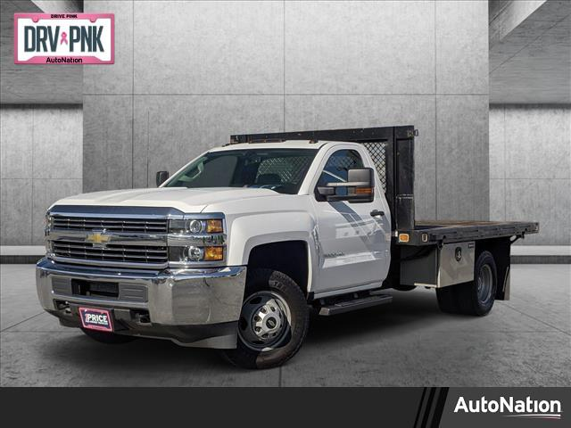 2017 Chevrolet Silverado 3500HD Work Truck for sale in Laurel, MD