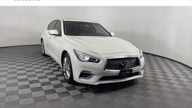 2019 INFINITI Q50 3.0t LUXE for sale in Houston, TX
