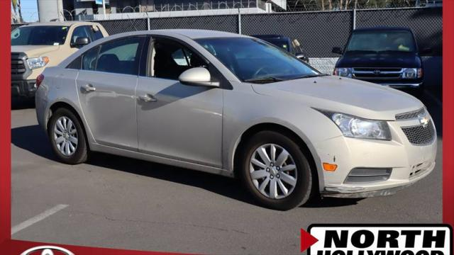 2011 Chevrolet Cruze LT w/1LT for sale in North Hollywood, CA