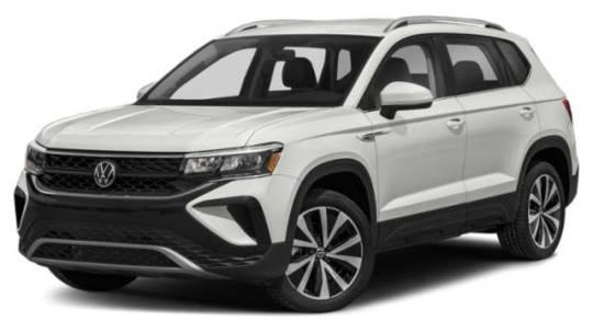 2022 Volkswagen Taos SE for sale in Libertyville, IL