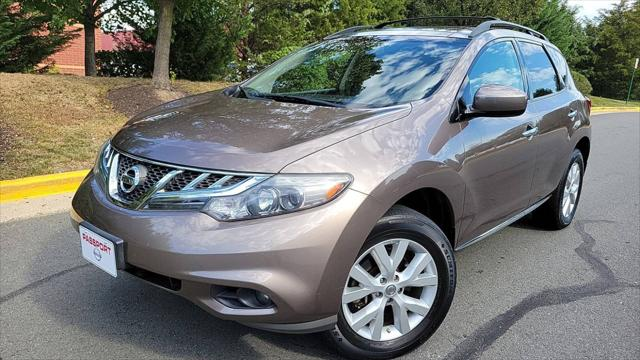 2011 Nissan Murano SV for sale in Sterling, VA