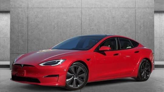 2021 Tesla Model S Plaid for sale in North Bethesda, MD