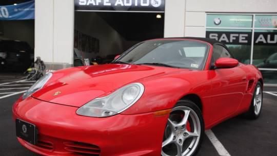 2004 Porsche Boxster S for sale in Chantilly, VA