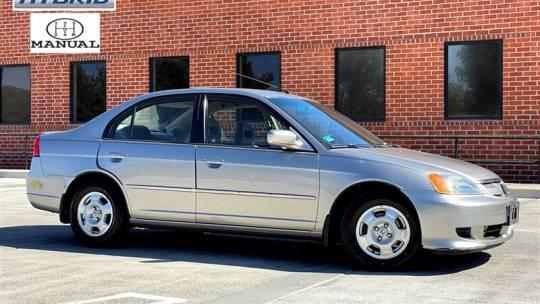 2003 Honda Civic Hybrid for sale in Sherman Oaks, CA