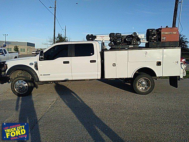 2018 Ford F-550 XL for sale in Buda, TX