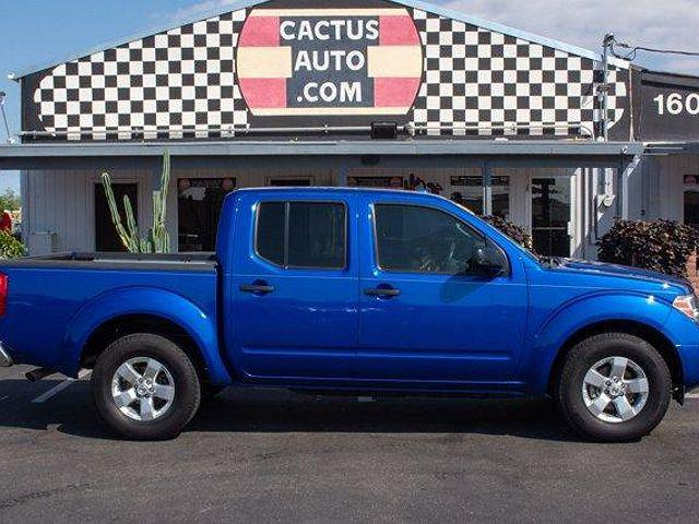2012 Nissan Frontier SV for sale in Tucson, AZ