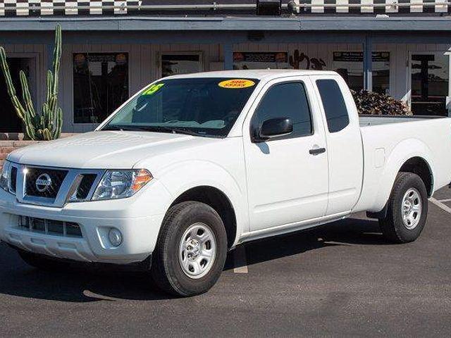 2015 Nissan Frontier S for sale in Tucson, AZ