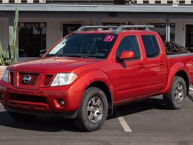 2012 Nissan Frontier PRO-4X for sale in Tucson, AZ