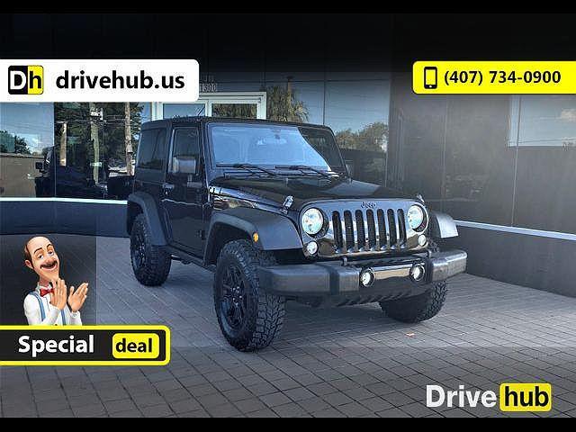 2015 Jeep Wrangler Willys Wheeler for sale in New Smyrna Beach, FL