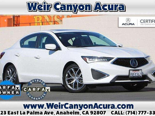 2021 Acura ILX w/Premium Package for sale in Anaheim, CA