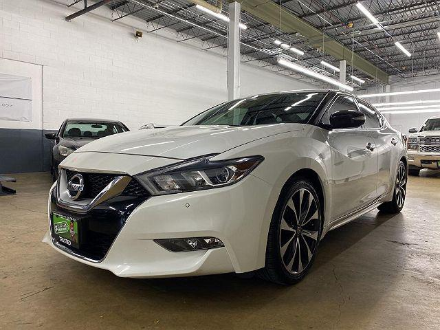 2016 Nissan Maxima 3.5 SR for sale in Glendale Heights, IL