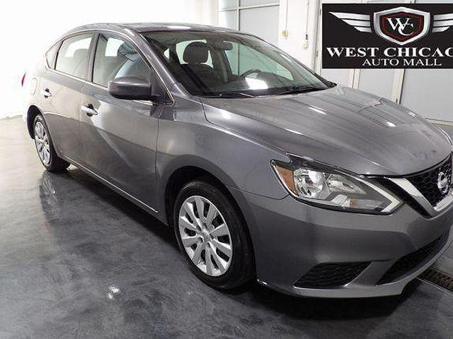 2017 Nissan Sentra SV for sale in West Chicago, IL