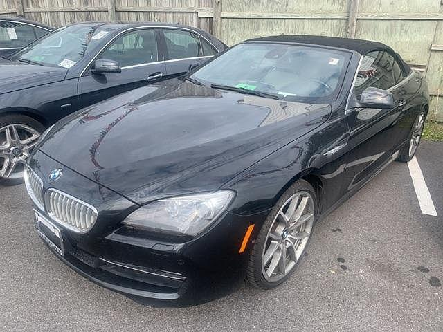 2012 BMW 6 Series 650i for sale in Jessup, MD