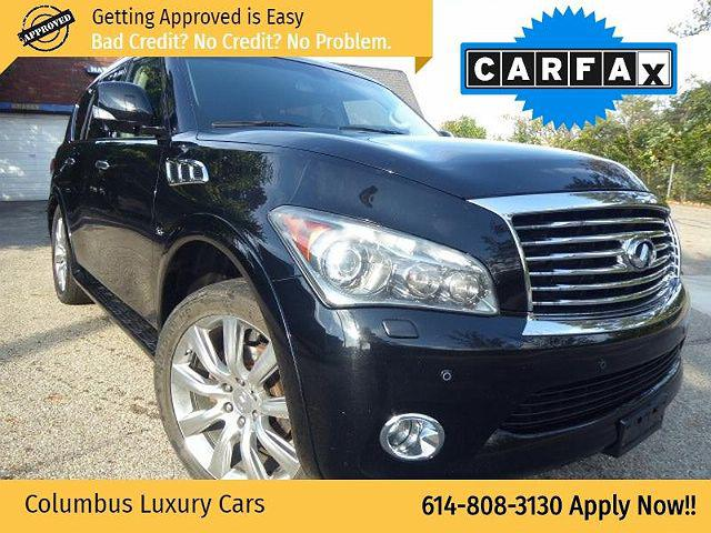 2014 INFINITI QX80 4WD 4dr for sale in Columbus, OH