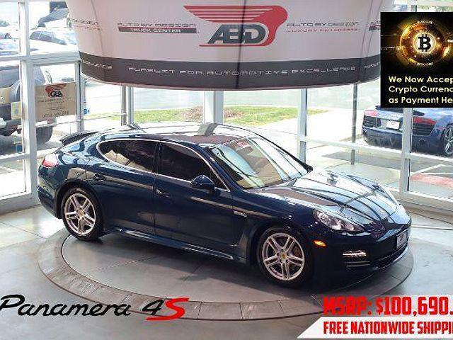 2010 Porsche Panamera 4S for sale in Chantilly, VA