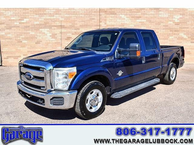 2011 Ford F-250 XLT for sale in Lubbock, TX
