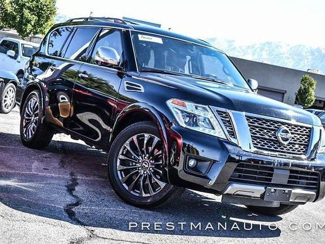 2020 Nissan Armada Platinum for sale in Salt Lake City, UT