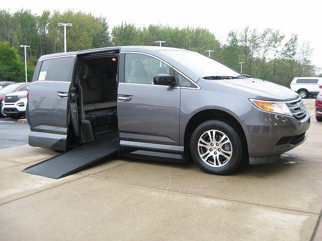2012 Honda Odyssey EX for sale in Findlay, OH