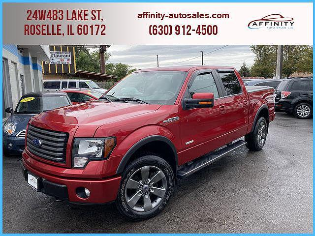 2012 Ford F-150 FX4 for sale in Roselle, IL