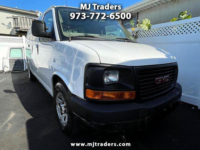 """2011 GMC Savana Cargo Van RWD 1500 135"""" for sale in Garfield, NJ"""
