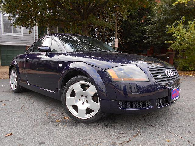 2002 Audi TT ALMS Edition for sale in Arlington, VA