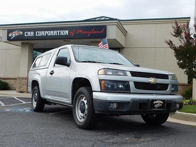 2012 Chevrolet Colorado Work Truck for sale in Millersville, MD