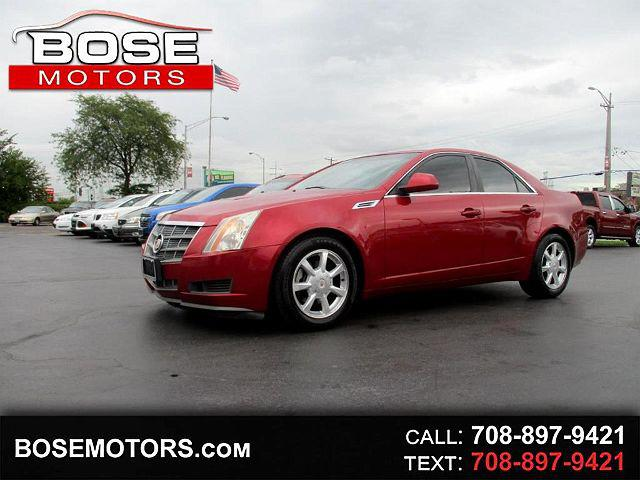 2008 Cadillac CTS AWD w/1SA for sale in Crestwood, IL