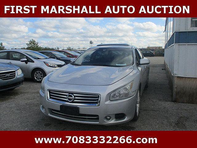 2012 Nissan Maxima for sale near Harvey, IL