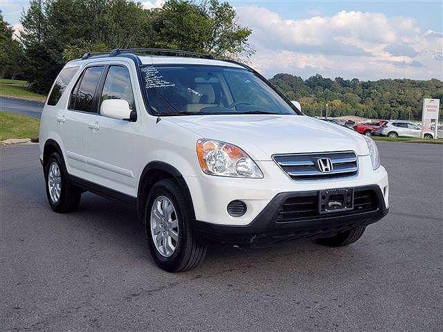 2005 Honda CR-V EX SE for sale in Chattanooga, TN