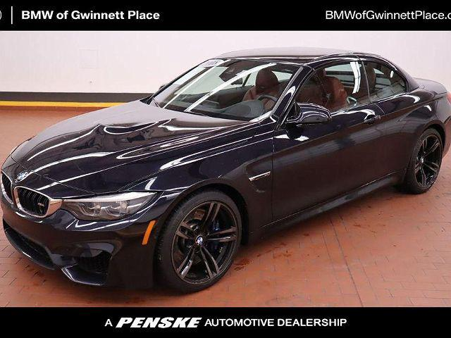 2018 BMW M4 Convertible for sale in Duluth, GA