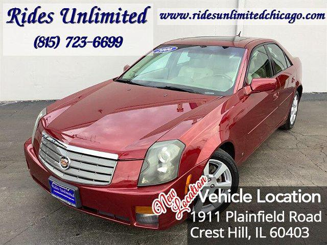 2006 Cadillac CTS 4dr Sdn 3.6L for sale in Crest Hill, IL