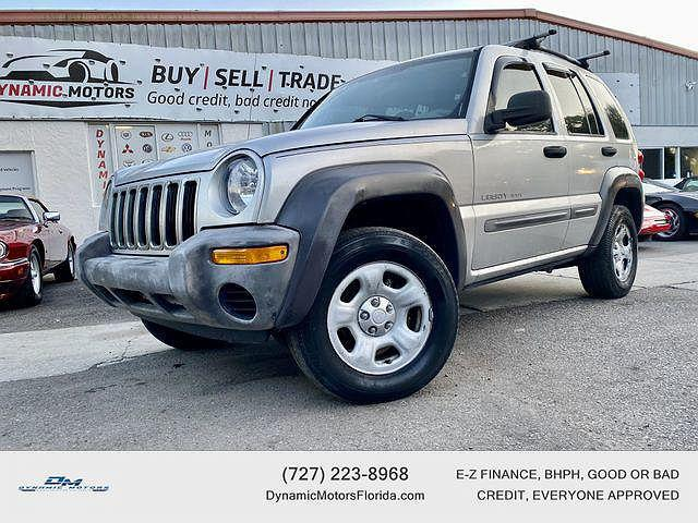 2003 Jeep Liberty Sport for sale in Clearwater, FL