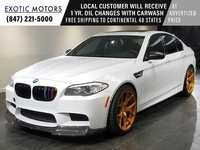 2013 BMW M5 4dr Sdn for sale in Rolling Meadows, IL