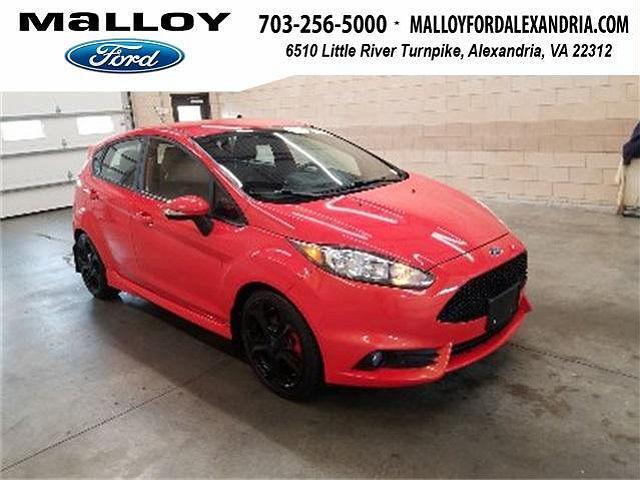2016 Ford Fiesta ST for sale in Alexandria, VA