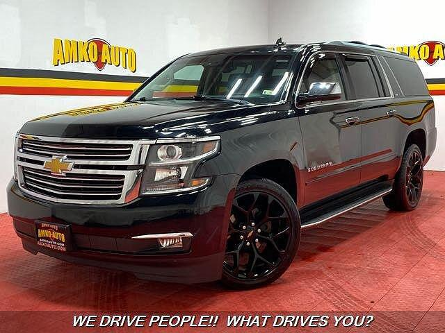 2016 Chevrolet Suburban LTZ for sale in Temple Hills, MD