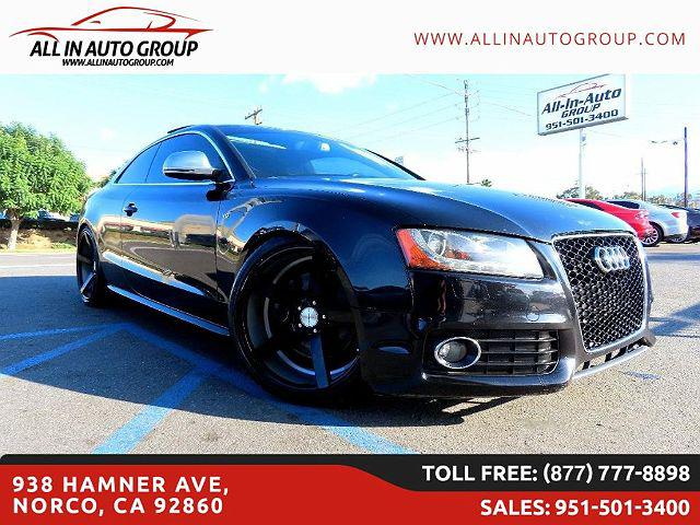 2009 Audi S5 2dr Cpe Man for sale in Norco, CA